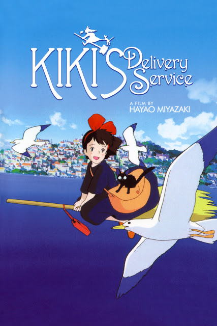 Kiki's Delivery Service (1989) 2